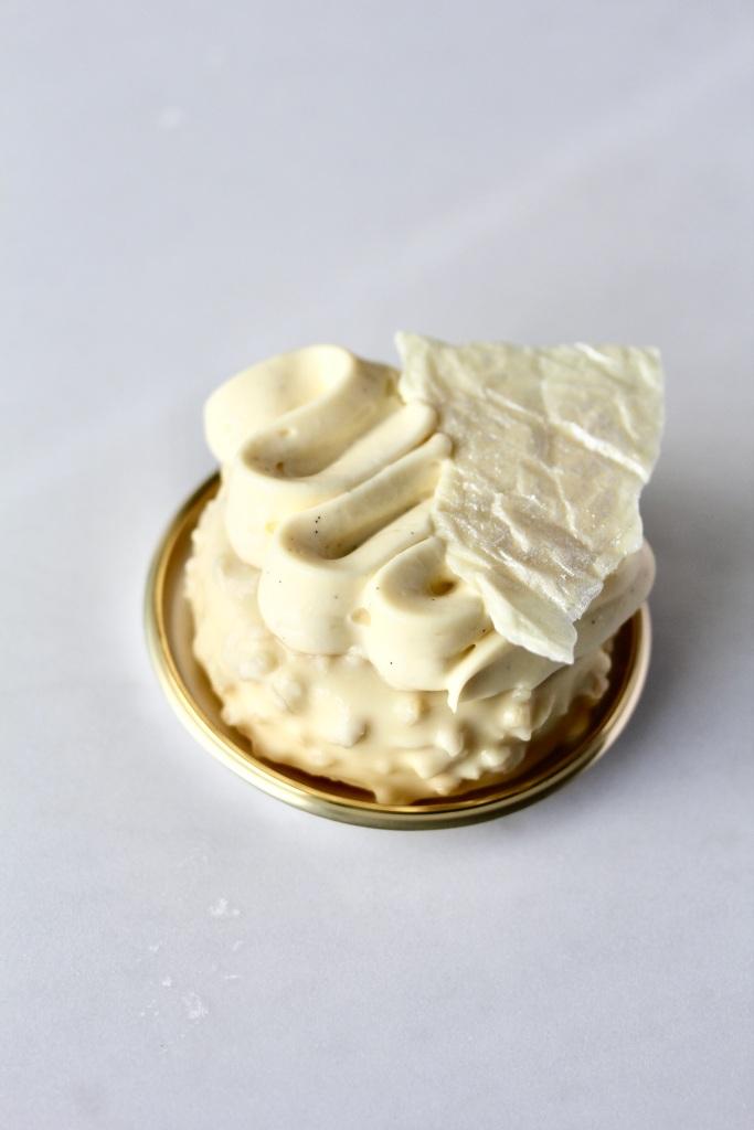 Vanilla mousse cake l Singapore l Bake sale l Wild Reverie, by Amanda